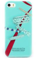 Чехол накладка Tiffany для iPhone 5/5s (0992)