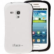 Задняя накладка пластик iface для Samsung Galaxy S3 mini (0503)