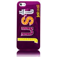 Чехол Just Cavalli для iPhone 5/5s (0689)