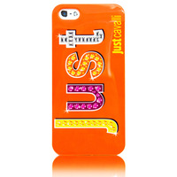 Чехол Just Cavalli для iPhone 5/5s (0695)