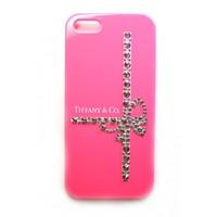 Чехол накладка Tiffany для iPhone 5/5s (0990)