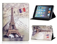 Чехол Париж для iPad mini(0602)