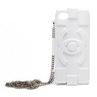Чехол Chanel для iPhone  4/4s (0019)