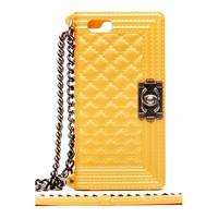 Чехол Chanel для iPhone 5/5s (0159)