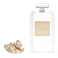 Чехол для Iphone 6 CHANEL Perfume Bottle (0937)