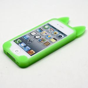 "Чехол для iPhone 4/4S ""Kitty""(1039)"