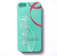 Чехол накладка Tiffany для iPhone 5/5s (0989)