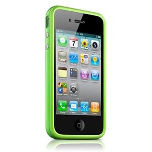Бампер силиконовый для iPhone 4/4s (0085)