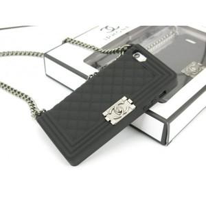 Силиконовый чехол Chanel для iPhone 5/5s (0713)