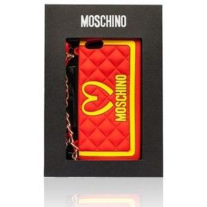 Чехол Moschino для iPhone 5/5s (0737)