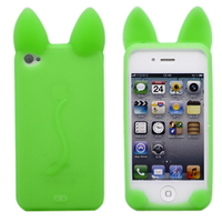 "Чехол для iPhone 4/4S ""Kitty""(1039)"