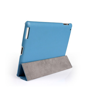 Jisoncase Smart Leather Cover чехол для iPad 3 (0546)