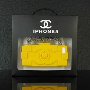 Чехол Chanel для IPhone 4/4s (0016)