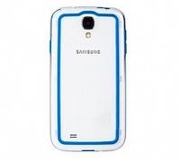 Бампер силиконовый для Samsung Galaxy S4 (0422)