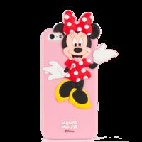 Силиконовый чехол Disney для iPhone 5/5s (0709)