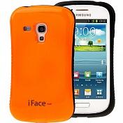 Задняя накладка пластик iface для Samsung Galaxy S3 mini (0506)