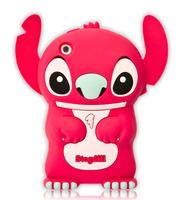 Силиконовый чехол для iPhone 4/4S Stitch (1051)