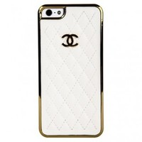 Чехол Chanel для iPhone 5/5s (0171)