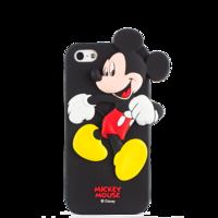 Силиконовый чехол Disney для iPhone 5/5s (0666)
