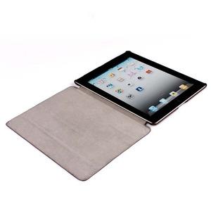 Jisoncase Smart Leather Cover чехол для iPad 3 (0544)