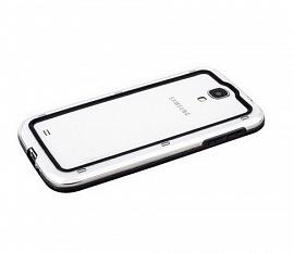 Бампер силиконовый для Samsung Galaxy S4 (0419)