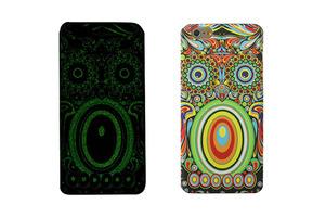 Накладка Special Case Ethic для iPhone 6 Филин(1066)
