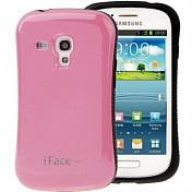 Задняя накладка пластик iface для Samsung Galaxy S3 mini (0507)