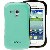 Задняя накладка пластик iface для Samsung Galaxy S3 mini (0508)