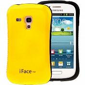 Задняя накладка пластик iface для Samsung Galaxy S3 mini (0509)