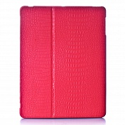 Чехол iPad2/3 Borofone Business Series Crocodile Pattern книжка кожа крокодил (0630)