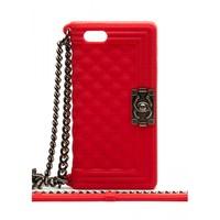 Силиконовый чехол Chanel для iPhone 5/5s (0735)
