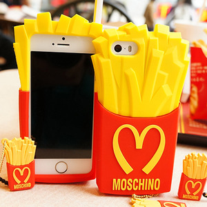 Чехол Moschino для iPhone 5/5s (0751)