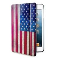 Чехол с Американским флагом для iPad mini (0607)