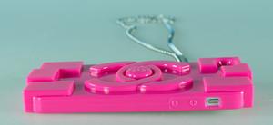 Силиконовый чехол Chanel для iPhone 5/5s(0166)